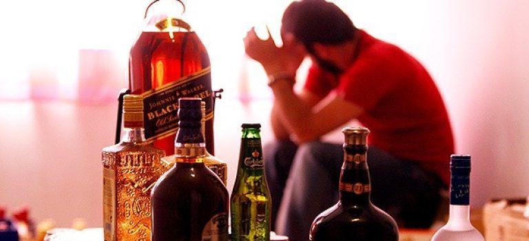 ترک اعتیاد به الکل در سه سوت